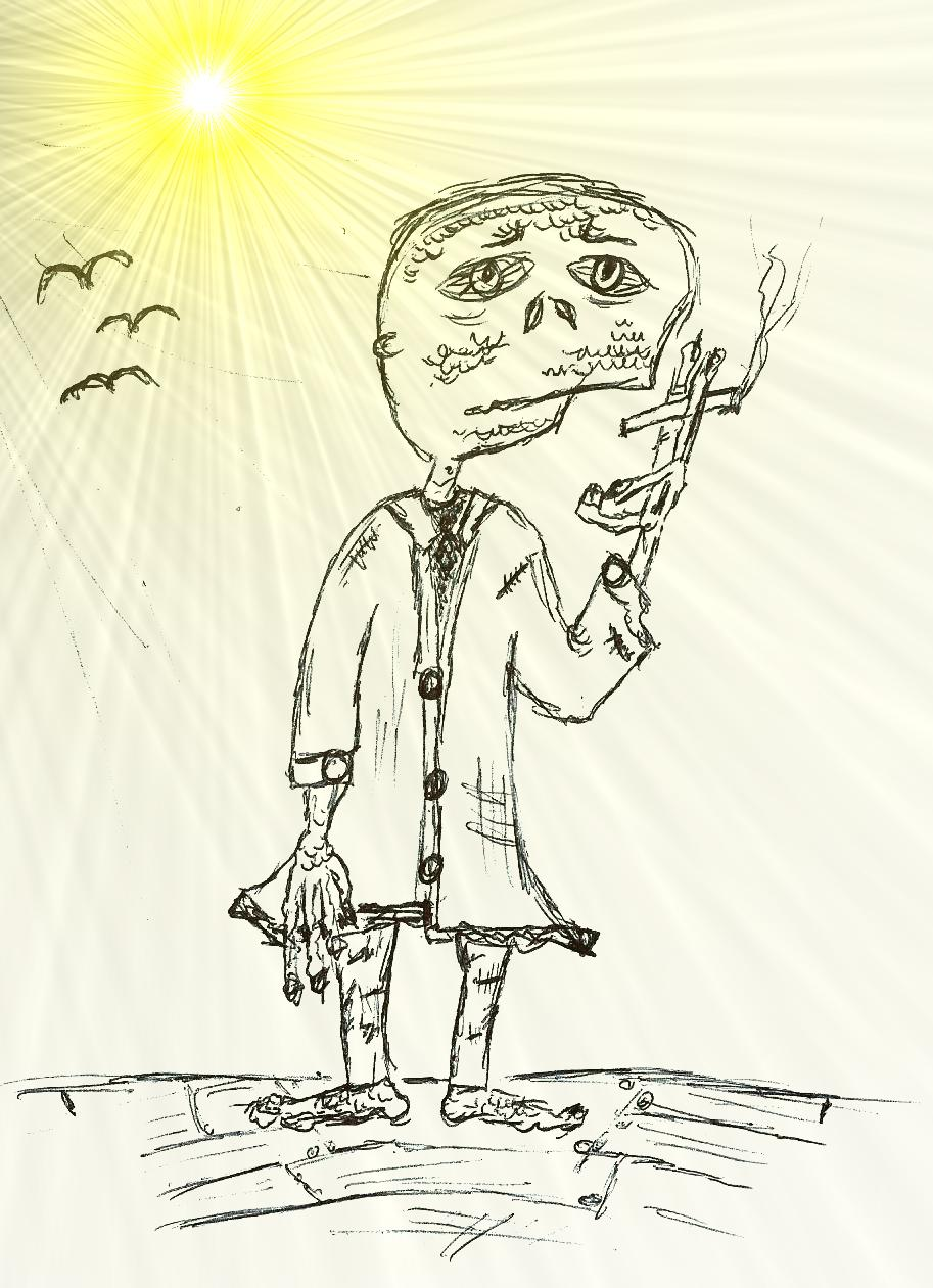 lizard man1