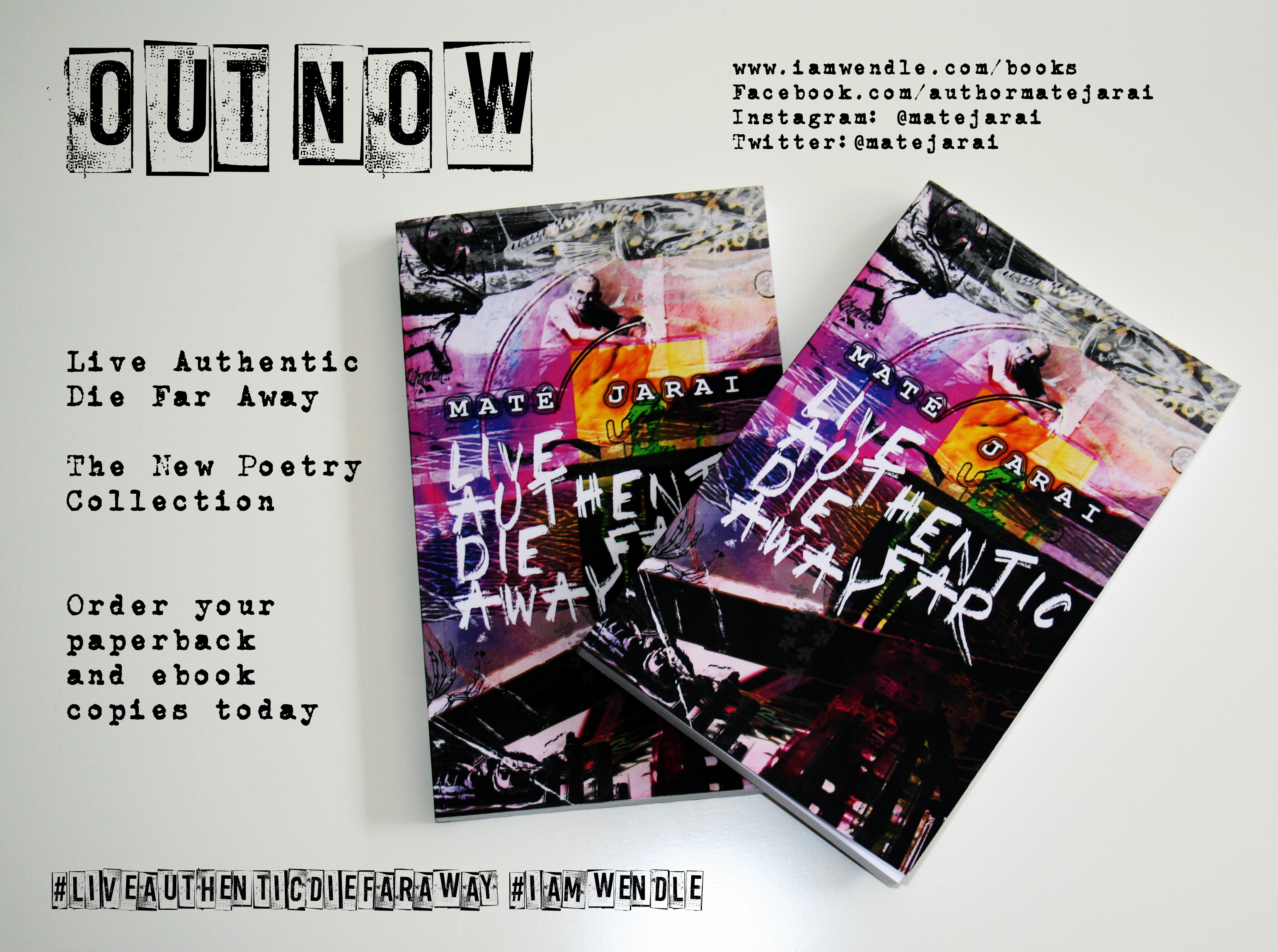 ...new poetry collection OUT NOW